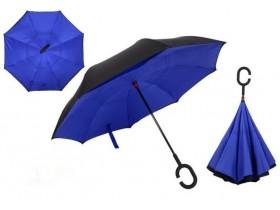 зонт обратного сложения