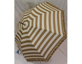 зонт трость с рюшей