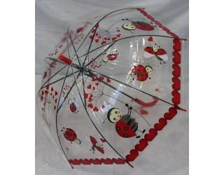 Детский зонт грибком