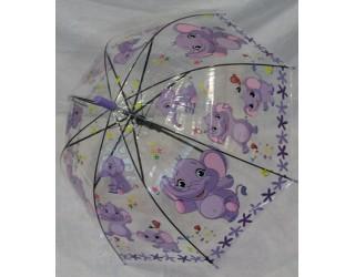 Детский зонт грибком ОПТ
