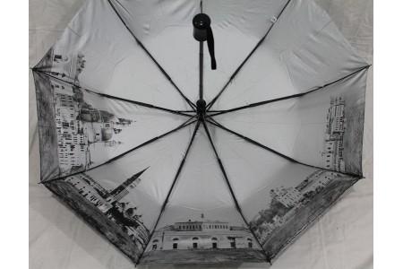 зонт с внутренним рисунком ОПТ