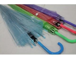 детский прозрачный зонт ОПТ