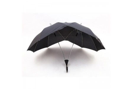 двойной зонт