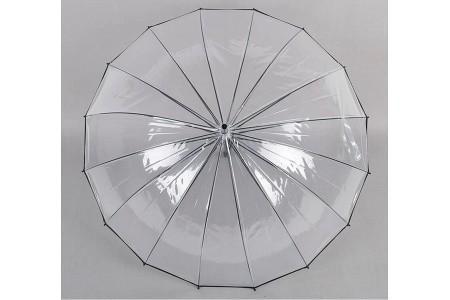зонт трость 16 спиц