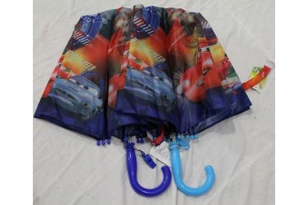 детский зонт в 2 сложения