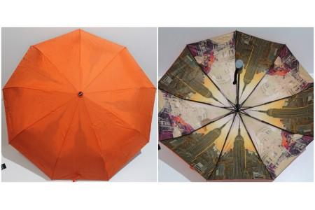 зонт с двойным покрытием