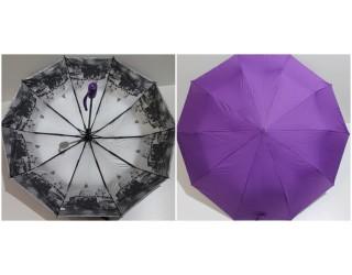 зонт с внутренним рисунком